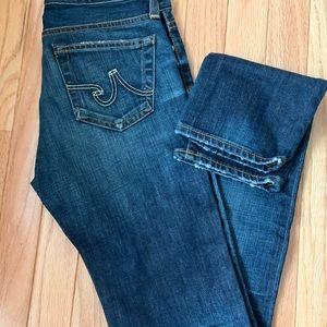 2/$20 AG Premiere jeans size 24